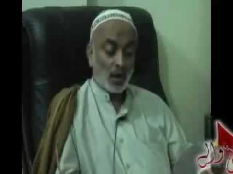 Fazil Alvi Promotes Nusehri Belief From Shia Mimber video