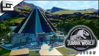 Jurassic World Evolution! Isla Tacano Unlocked! E8