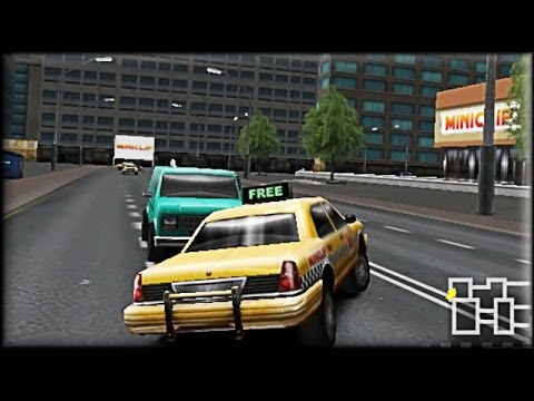 Cab Driver Game