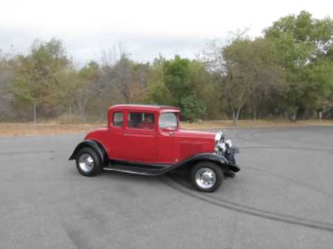 1931 chevrolet two door classic coupe video one youtube for 1931 chevy 2 door sedan