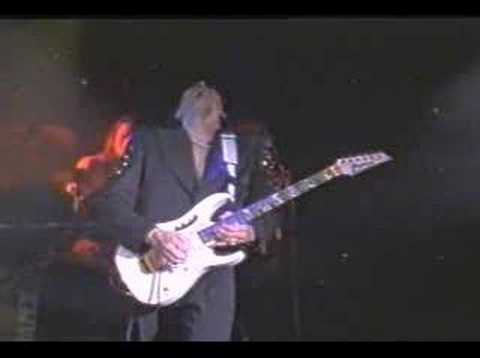 Steve Vai - Tender Surrender Video