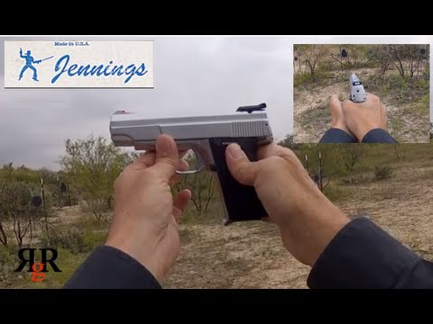 Bryco Arms Jennings Nine / Jimenez Arms - Overview  / Review