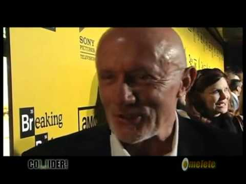 Breaking Bad Season 4 Red Carpet Premiere Interview - Jonathan Banks