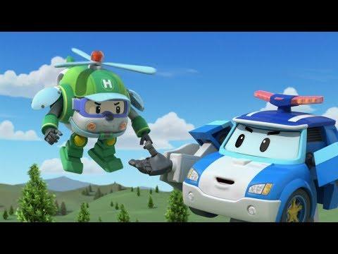 Робокар - мультики про машинки - Похвалите Брунера (HD) - Серия 8