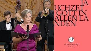 J.S. Bach - Cantata BWV 51 - Jauchzet Gott in allen Landen 5 Soprano (J. S. Bach Foundation)