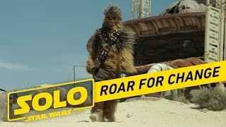 Star Wars #RoarForChange
