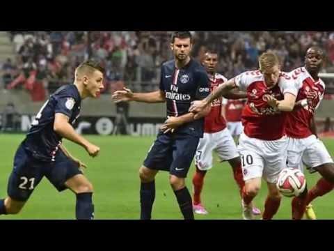 Stade de Reims 2-2 Paris Saint-Germain: Zlatan Ibrahimovic saves defending champions PSG..