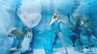 Underwater Session for Top Models Polska