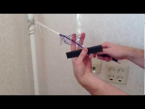 Как сделать сеть своими руками фото
