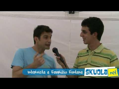 Ridi con Skuola: intervista a Fabrizio Fontana