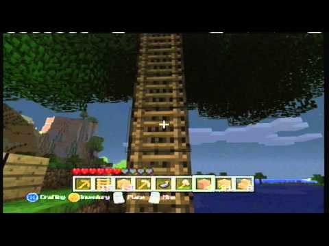 Minecraft xbox 360 Let's Play Survival Gargamel Seed