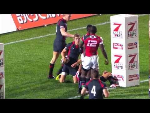 Tokyo Sevens: Seven of the best tries