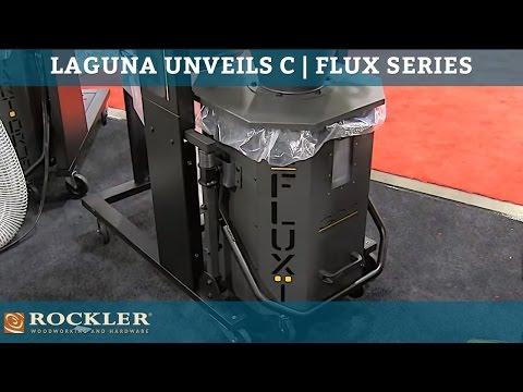 Laguna Unveils C   Flux Series Dust Collectors  IWF 2016