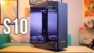 Antec S10 Signature Case Review - Tempered Glass Done Right!