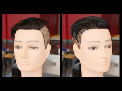 Radamel Falcao 2015 Haircut Tutorial - TheSalonGuy