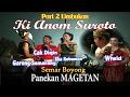 Wayang Kulit Limbukan - Ki Anom Suroto Gareng Semarang vs Cak diqin, Wiwid, Eka Kebumen Magetan II MP3