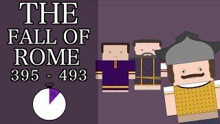 Ten Minute History - The Fall of Rome (Short Documentary)