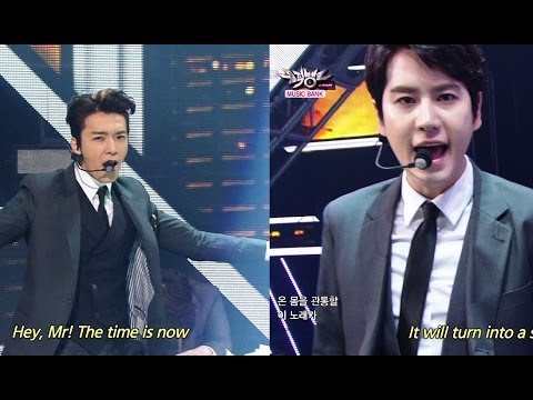 Music Bank with Eng Lyrics | 뮤직뱅크 (2014.04.20)