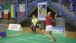 Yonex Italian International 2016
