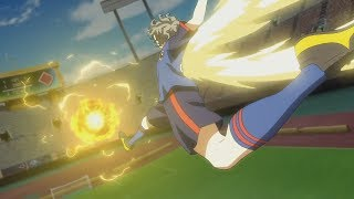 Inazuma Eleven: Orion no Kokuin「AMV」- Inazuma Japan Vs Red Bison [SECOND HALF]