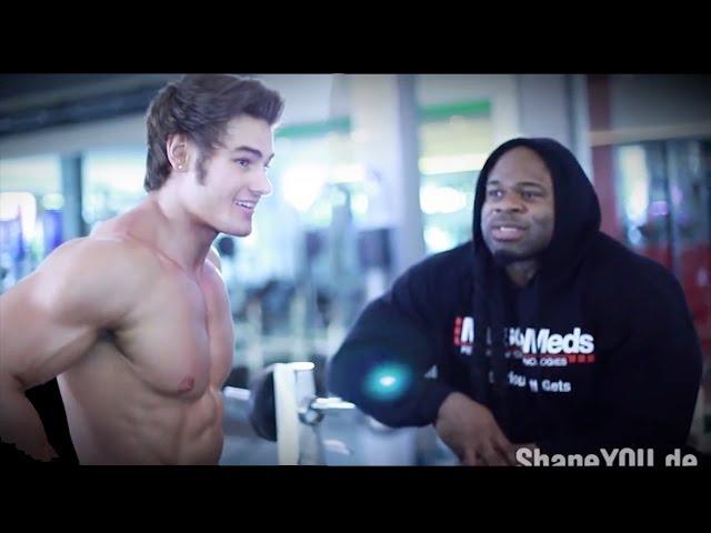 Secret Workout Training Tips w/ IFBB Olympia Bodybuilding Legend Kai Greene, Jeff Seid & Alon Gabbay