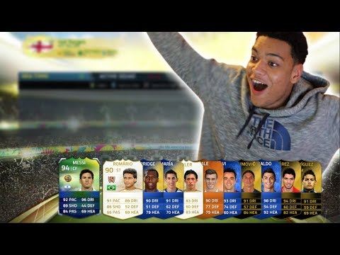 MY BEST F*CKING PACKS EVER!!!! - FIFA 14