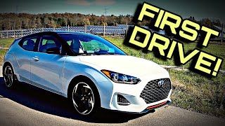 2019 Hyundai Veloster Turbo Ultimate First Drive: Is This The Hot Hatch We've Been Waiting For?