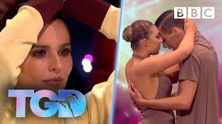 Everybody Stunned By Dance School Friends Harry And Eleiyah The Greatest Dancer Auditions
