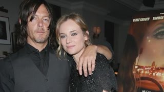 EXCLUSIVE: Diane Kruger Seen Sitting on Norman Reedus' Lap: Are They Hooking Up