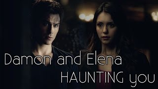 Elena/ Damon - Haunting You -  6.07 SPOILERS