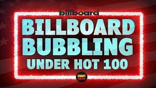 Billboard Bubbling Under Hot 100 | Top 25 | April 04, 2020 | ChartExpress