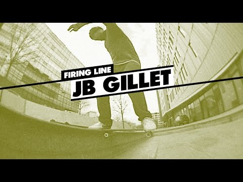 Firing Line: JB Gillet