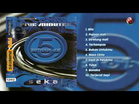 Five Minutes (Album Sekat)