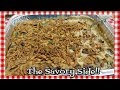 Creamy Mushroom and Green Bean Casserole ~ Make Ahead Thanksgiving ~ Noreen's Kitchen