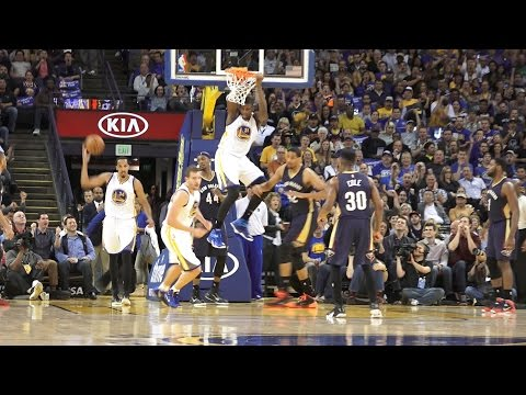 Warriors Beat Pelicans 112-96