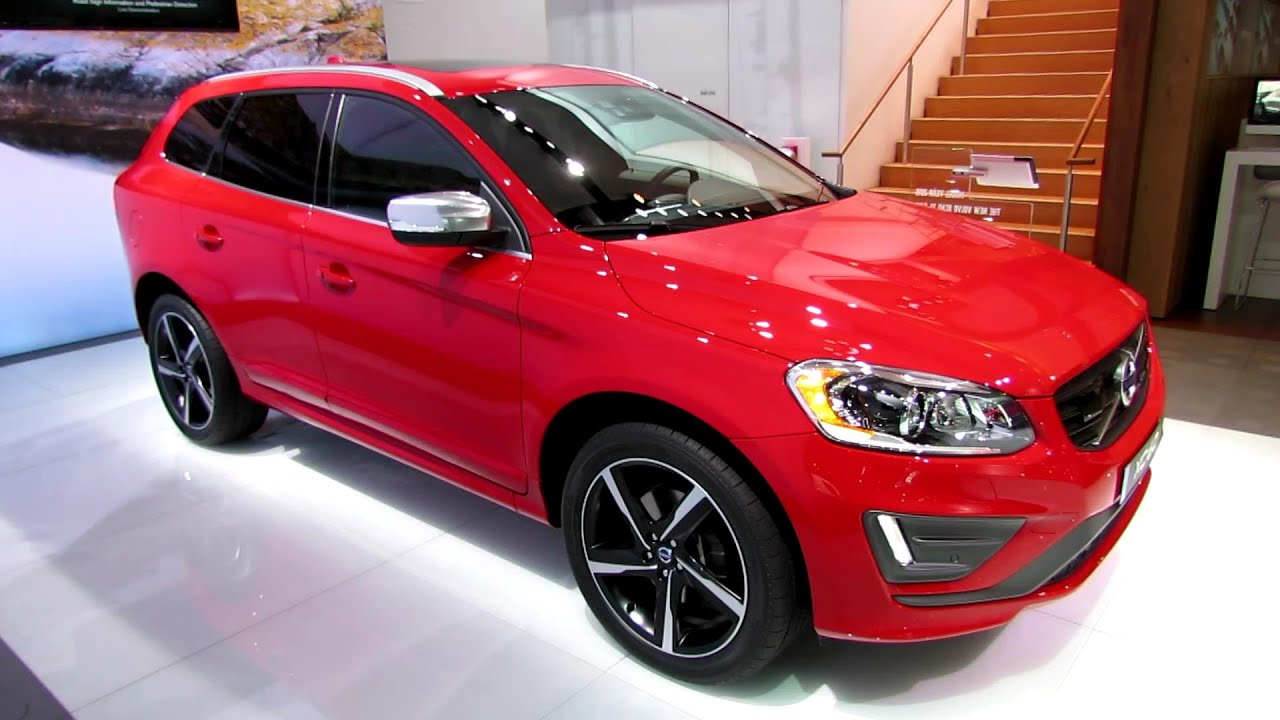 2016 volvo xc60 red 200 interior and exterior images. Black Bedroom Furniture Sets. Home Design Ideas