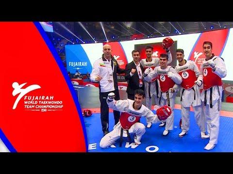 Fujairah 2018 WT Team Championship [Male Team Final] RUS vs IRI thumbnail