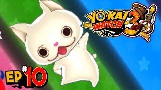 Yo-Kai Watch 3 Part 10 Originyan CUSTOMIZATION - 3DS Gameplay Walkthrough