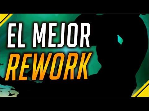 El MEJOR REWORK, esto está MUY ROTO | League Of Legends LoL