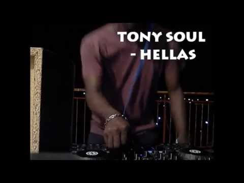 IBIZA LIVE RADIO PRESENTS: MASTER DJ TONY SOUL - HELLAS MOONLIGHT SESSIONS - DEEP HOUSE