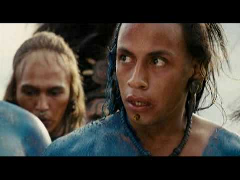 The Sacrifice Scene From Apocalypto video