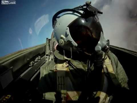 MiG-29 Cockpit View Flight