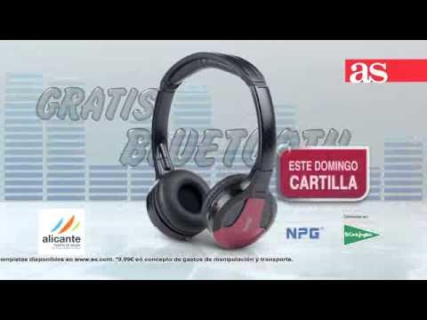 Consigue estos auriculares Bluetooth gratis con AS