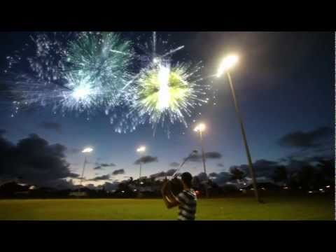 Homemade Fireworks - Great balls of fire