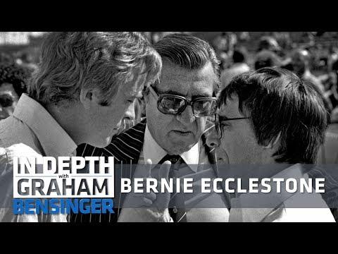 Bernie Ecclestone: My negotiating tactics
