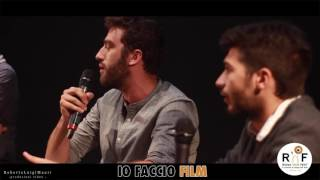 Panel Io Faccio Film - Roma Web Fest 2016