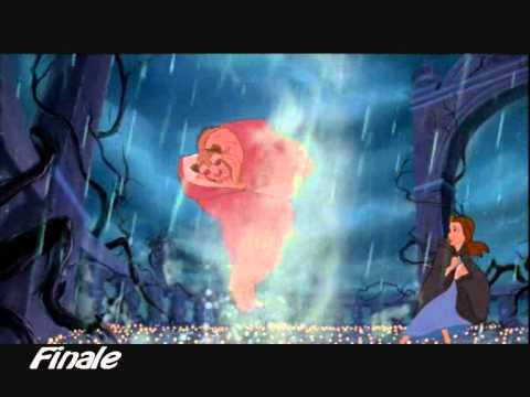 Cartoni Disney - La Bella E La Bestia Finale