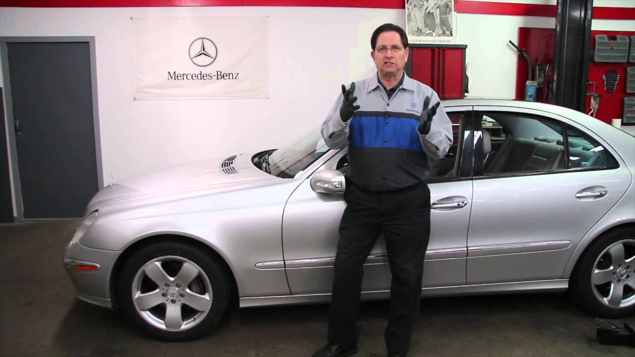 C Mercedes Engine Noise