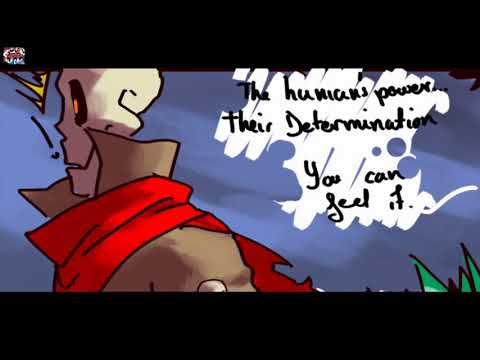(DustBelief) Mantente determinado [Undertale](Fandub Latino) Parte 2