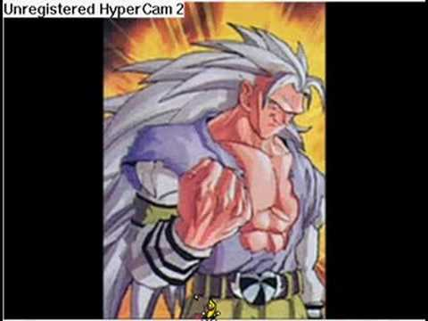super saiyan goku 1-10 and 12 and a little surprise Video